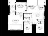 Starter Home Plans 3 Bedrooms Traditional House Plan 1148 the Glenview 1500 Sqft 3