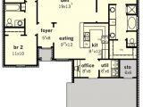 Starter Home Plans Starter or Retirement Home Plan 83098dc Architectural