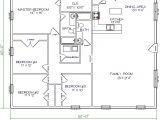 Steel Building Home Plans top 5 Metal Barndominium Floor Plans for Your Dream Home