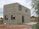 Steel Container Home Plans touch the Wind Tucson Steel Shipping Container House
