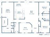 Steel Home Floor Plans 40×60 Metal Building House Plans Joy Studio Design