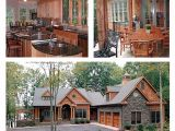 Steep Lot House Plans Craftsman Style Hillside House Plan 85480 is Positioned On