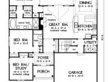 Sterling Homes Floor Plans Home Plan the Sterling by Donald A Gardner Architects
