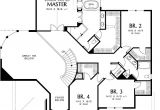 Stetson Homes Floor Plans Stetson 4607 4 Bedrooms and 2 Baths the House Designers