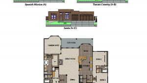 Stillbrooke Homes Floor Plans Stillbrooke Homes Manzano Floor Plan