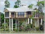 Stilt Home Plans Stilt House Plan