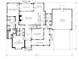 Stone Creek House Plan Stone Creek Mitchell Ginn Print southern Living