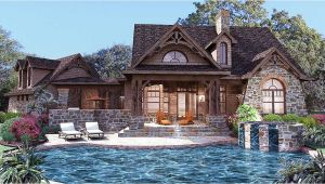 Stone Home Plans with Photos Architectural Designs