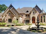 Stone Home Plans with Photos Luxury Custom Manor In northern Illinois Traditional