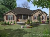 Stone Ranch Home Plans Ranch Style Stone Veneer Houses softplan Home Building