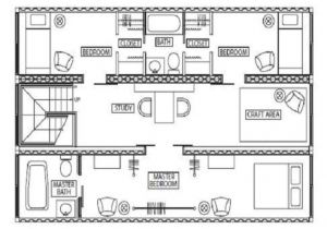 Storage Container Home Plans Free Shipping Container Home Floor Plans