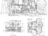 Storybook Cottage Home Plans House 301 Storybook Cottage by Built4ever On Deviantart