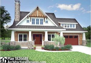 Storybook Craftsman House Plans Plan 18266be Storybook Bungalow with Screened Porch