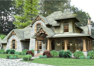 Storybook Craftsman House Plans Storybook Craftsman House Plans New Plan Wg Stone Cottage