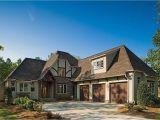 Stucco Home Floor Plans Stone Stucco European Dream Home 17502lv