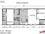 Sunshine Mobile Home Floor Plans Beautiful Sunshine Mobile Homes Floor Plans New Home