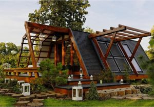Sustainable Homes Plans the soleta Zeroenergy One Small House Bliss