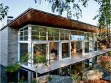 Sustainable Housing Plans Sustainable House by the Pond Freshome Com