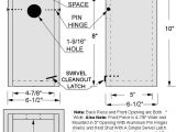 Swallow Bird House Plans Tree Swallow Birdhouse Plans Pdf Plans Birdhouse Plans