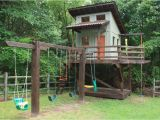 Swing Set Tree House Plans Swing Set Tree House Plans New Playhouse and Swing Fine