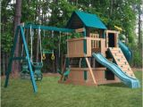 Swing Set Tree House Plans Tree House Plans with Swing and Slide Just B Cause