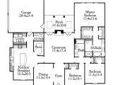 Symmetrical Home Plans Symmetrical Design 62016v 1st Floor Master Suite Cad