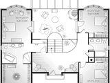 Symmetrical Home Plans Symmetrical European House Plans House Design Plans