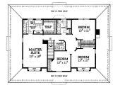 Symmetrical Home Plans Symmetrical Home Plans House Design Plans