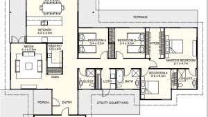 T Shaped Home Plans T Shaped Plan with Four Bedrooms My Future Home