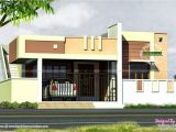 Tamil Nadu Home Plans Small Tamilnadu Style House Kerala Home Design and Floor