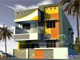 Tamilnadu Home Plans with Photos 2000 Sq Feet Tamilnadu House Kerala Home Design and