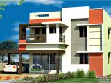 Tamilnadu Home Plans with Photos 3 Bedroom Tamilnadu Flat Roof House Kerala Home Design