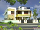 Tamilnadu Home Plans with Photos Tamilnadu Style Modern House Design Kerala Home Design