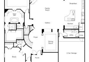 Taylor Homes Floor Plans Marseille Floor Plan at Avalon at Telfair 70s Legacy