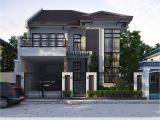 Terrace Home Plans Modern Two Storey and Terrace House Design Ideas Simple