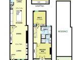 Terrace Home Plans Victorian Terraced House Floor Plan