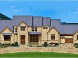 Texas Hill Country Home Plans Texas Hill Country Plan 7500