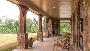 Texas Ranch House Plans with Porches Texas Ranch House Porch