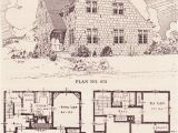 The Home Plans Book the Telegram Plan Book Portland or English Cottage