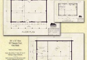 The Log Home Plan Book Pdf Camp and Cabin Log Packages