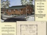 The Log Home Plan Book Pdf Second Floor Plan