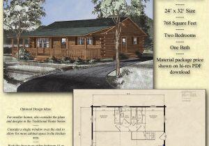 The Log Home Plan Book Pdf Second Floor Plan