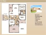 The Villages Home Floor Plans the Villages Florida New Home Floor Plans