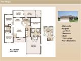 The Villages House Plans Floor Plans Of Homes In the Villages Fl