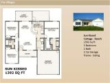 The Villages House Plans the Villages Homes Cottage Ranch Homessun Kissed