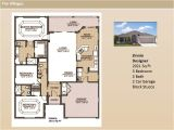 The Villages House Plans the Villages Homes Designer Homes Zinnia Model