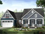 Theplancollection Com House Plans Craftsman Ranch Home with 3 Bedrooms 1637 Sq Ft House