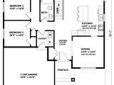 Thomasfield Homes Floor Plans House Plans Canada Stock Custom