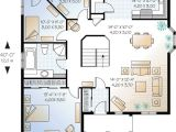 Three Bedrooms House Plans with Photos Economical Three Bedroom House Plan 21212dr 1st Floor