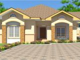 Three Bedrooms House Plans with Photos Ghana House Plans Nii Ayitey Plan Kaf Mobile Homes 20781